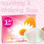 สบู่เนอร์ริชชิ่ง & ไวเทนนิ่ง Nourishing&Whitening Soap