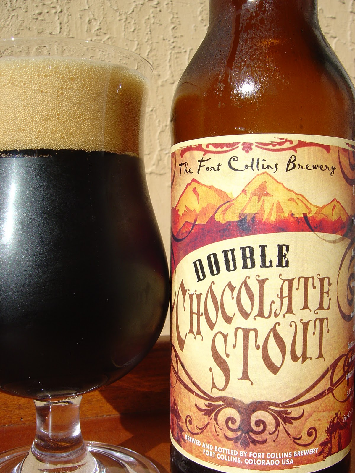 Daily Beer Review: Fort Collins Double Chocolate Stout