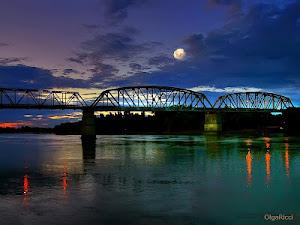 Viejo Puente Ferrocarretero.