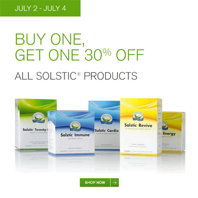Solstic Sale