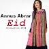 Annus Abrar Eid Collection 2014-2015 | Annus Abrar Luxury Evening Dresses for Eid