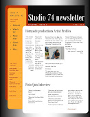 Studio 74 news letter 2