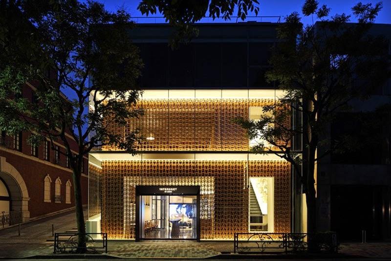 mejores diseños de interiores de bares y restaurantes del mundo, Intersect by Lexus
