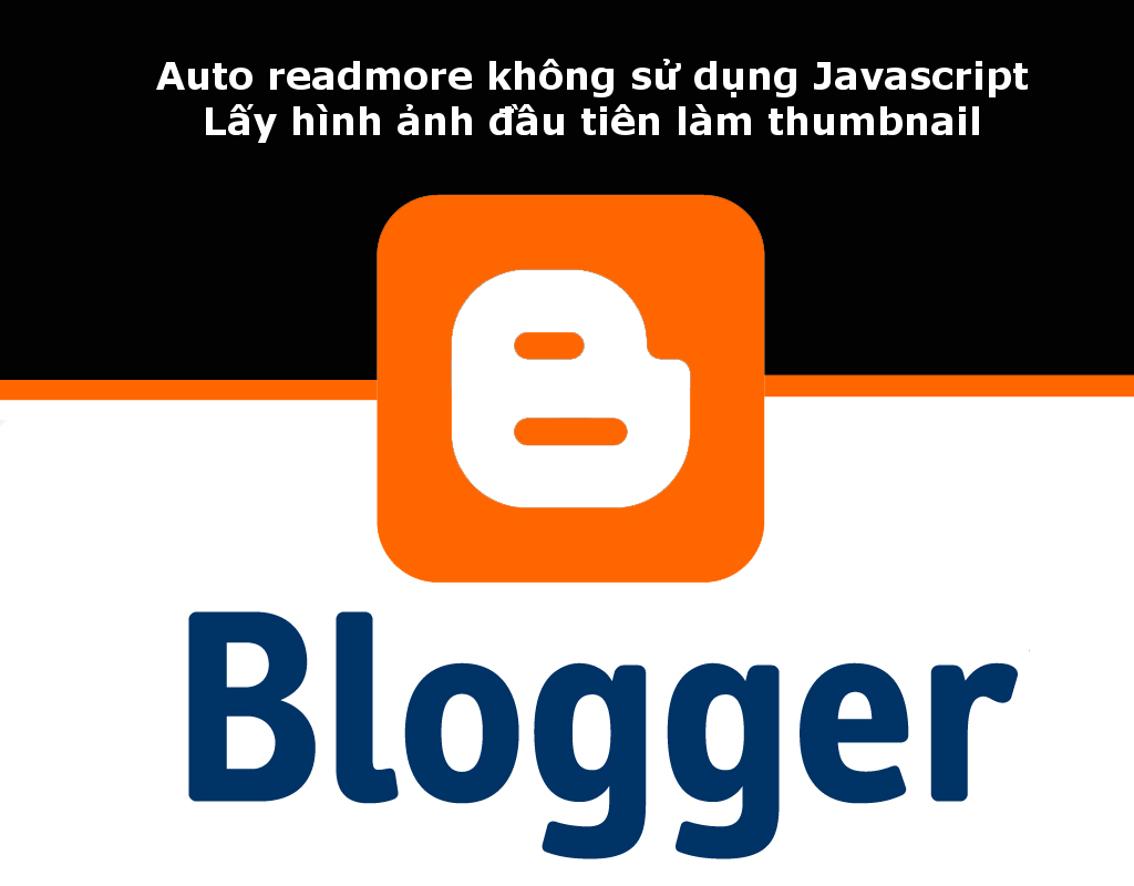 Auto Readmore không JS lấy ảnh đầu tiên