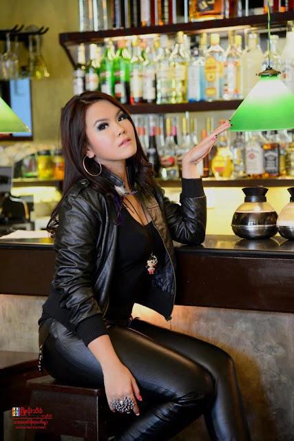 myanmar famous singer ni ni khin zaw