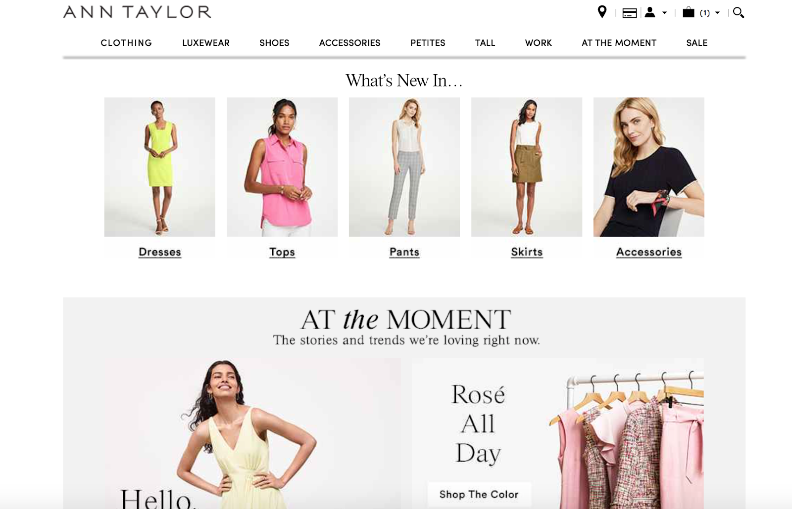 Shop My Favorite Stores