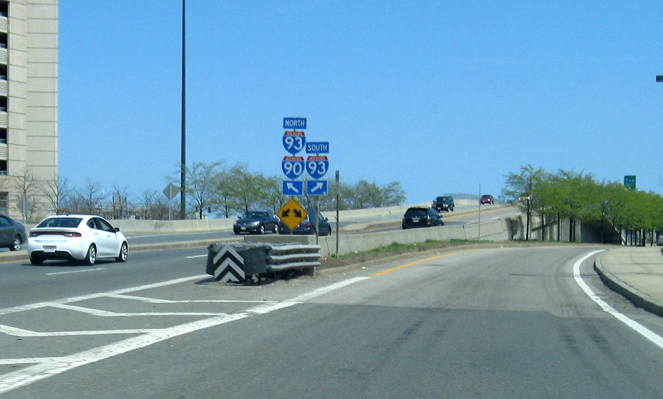 Sure, Why Not?: Another I-93 Update (Plus Other Signs)