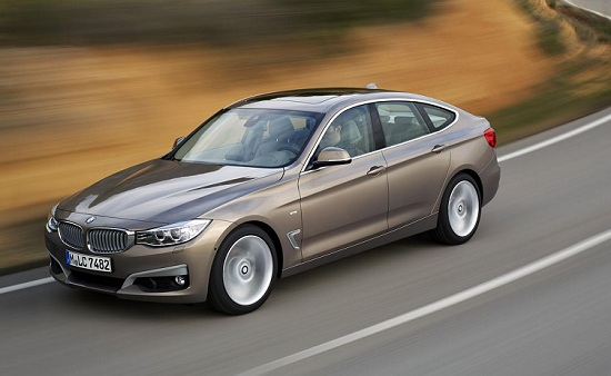 2013 BMW 3-Series Gran Turismo