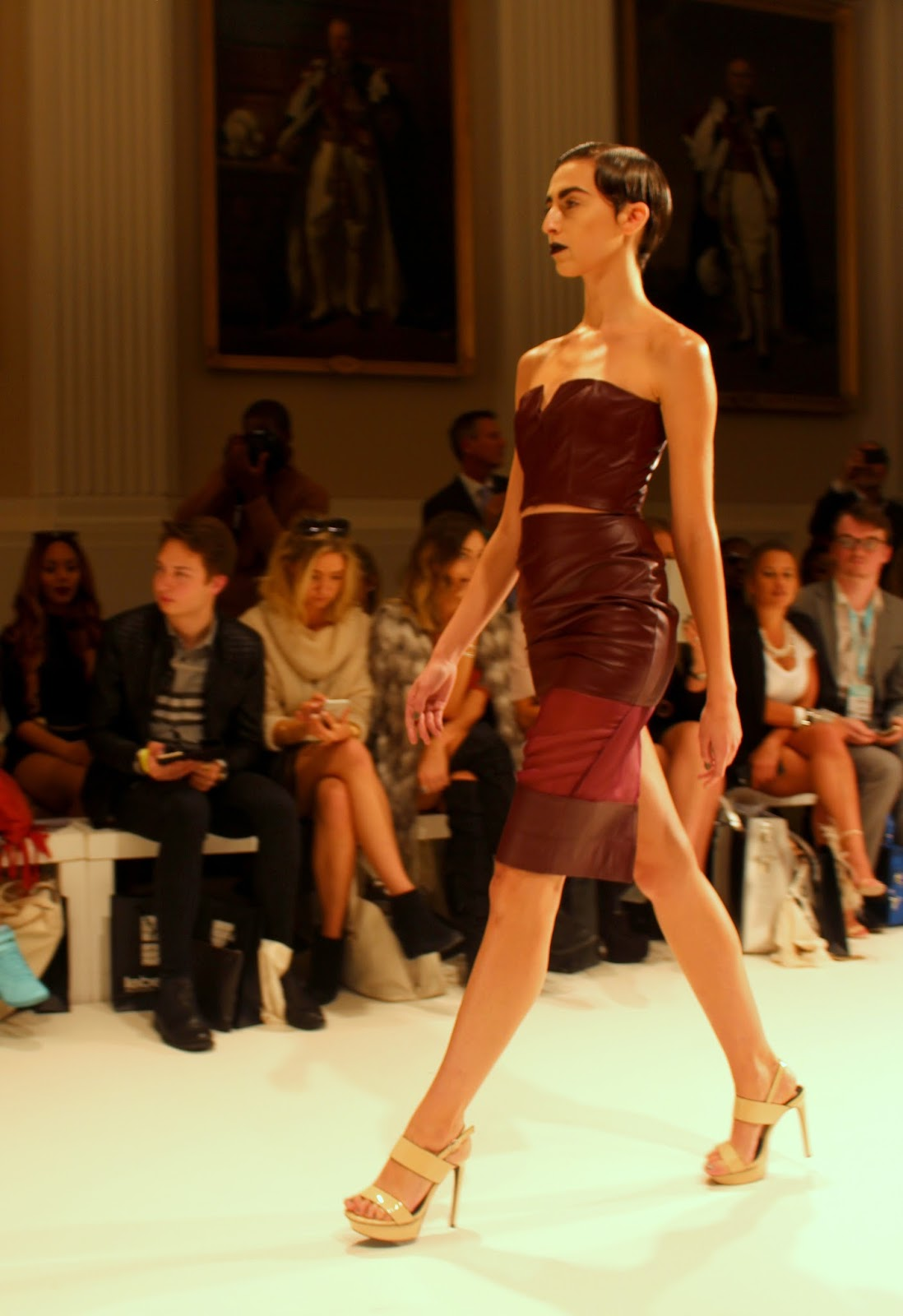 peexo fashion blogger cuocu ss16 lfw fashion scout