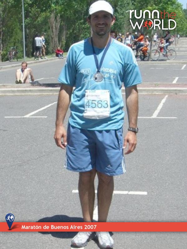 Maratón de Buenos Aires 2007