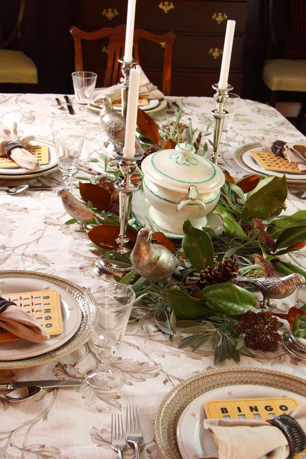 Setting the Table: Thanksgiving (7) |Ridgely's Radar