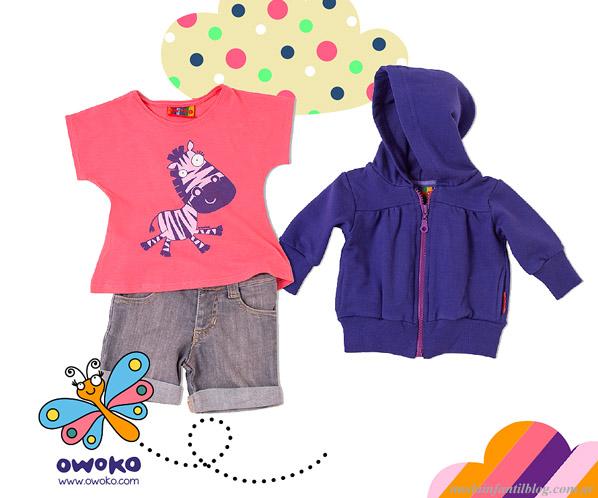 moda para nenas verano 2014 owoko