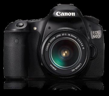 Spesifikasi dan Harga Canon EOS 60D Terbaru