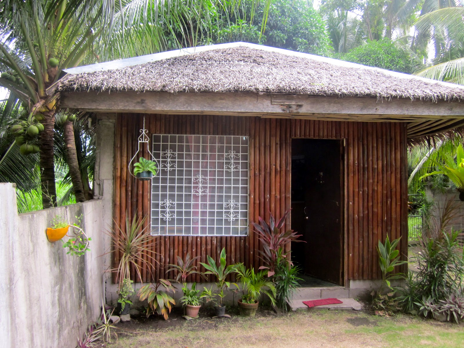 Besides philippines nipa hut