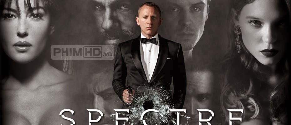 Điệp Viên 007: Bóng Ma - Spectre - 2015