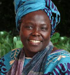 "Wangari Muta Maathai,""Mujer árbol"""