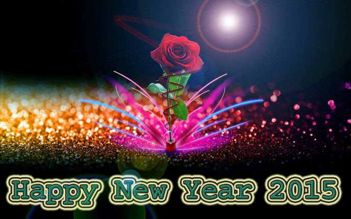 Happy NEw Year 2015 Latest Cards