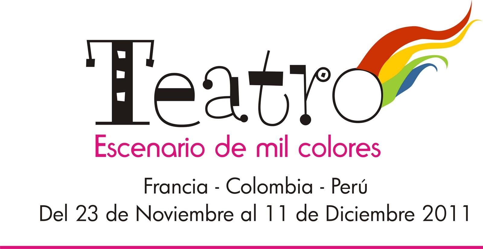 Yakuarte arte para la salud teatro escenario de mil for De mil colores