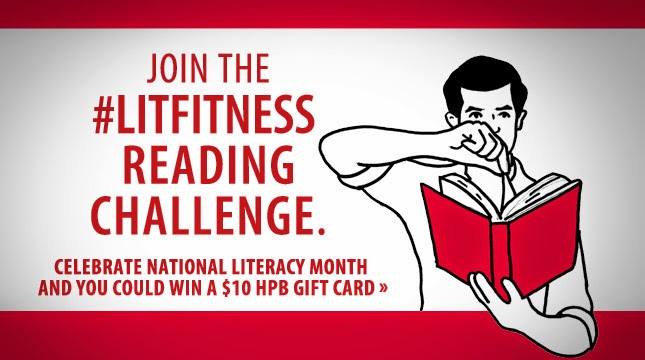 Win a Gift Card to Half Price Books
