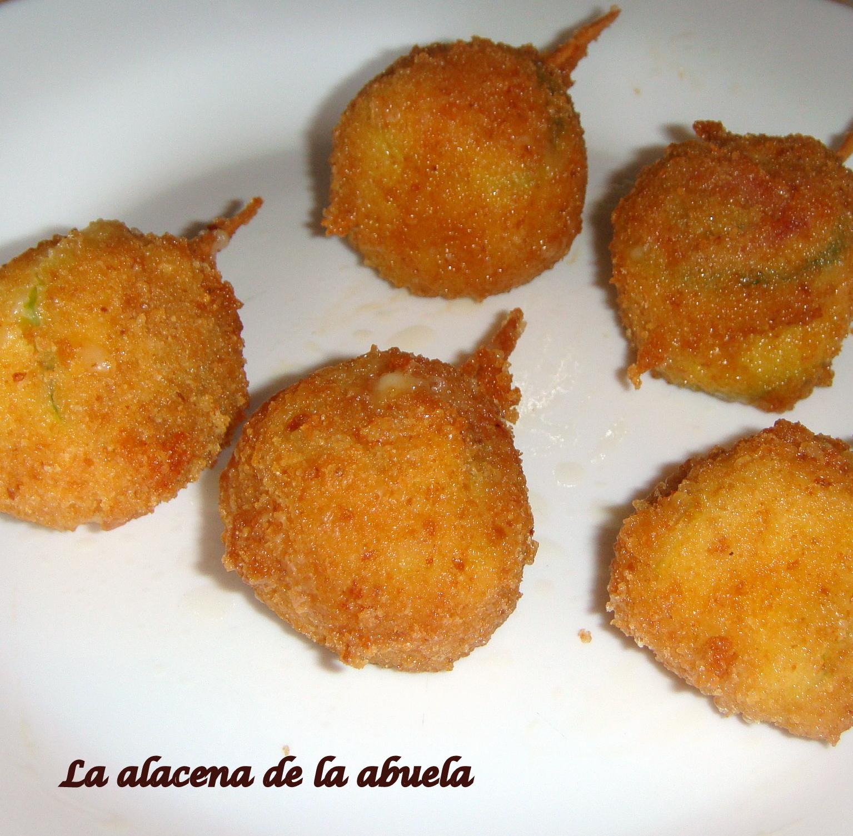 La alacena de la abuela carmen rollitos de calabac n for Cocina casera de la abuela
