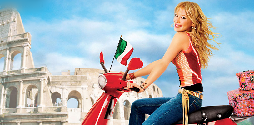 Lizzie McGuire movie filme disney