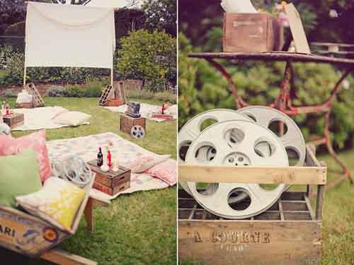 Backyard Movie Ideas xoxo, lesley: party ideas . . . backyard movie night!