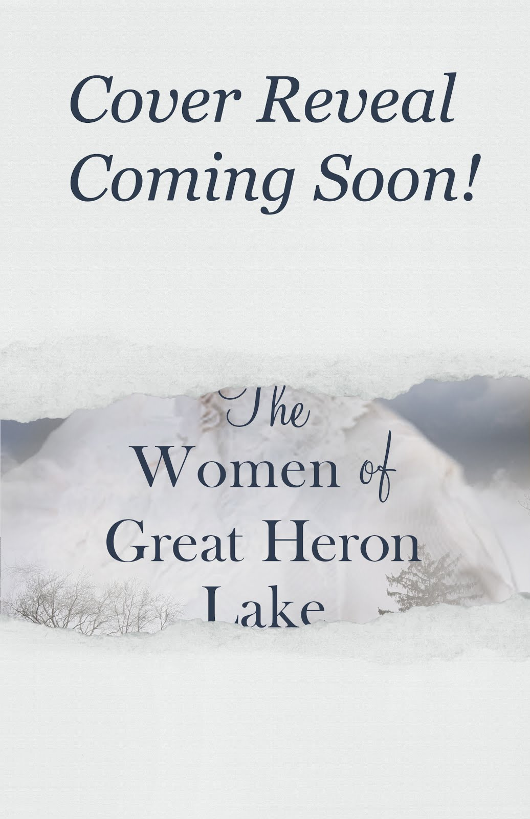 Coming Soon: The Women of Great Heron Lake