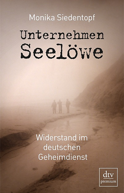 Unternehmen Seelöwe - book cover from Amazon.de.