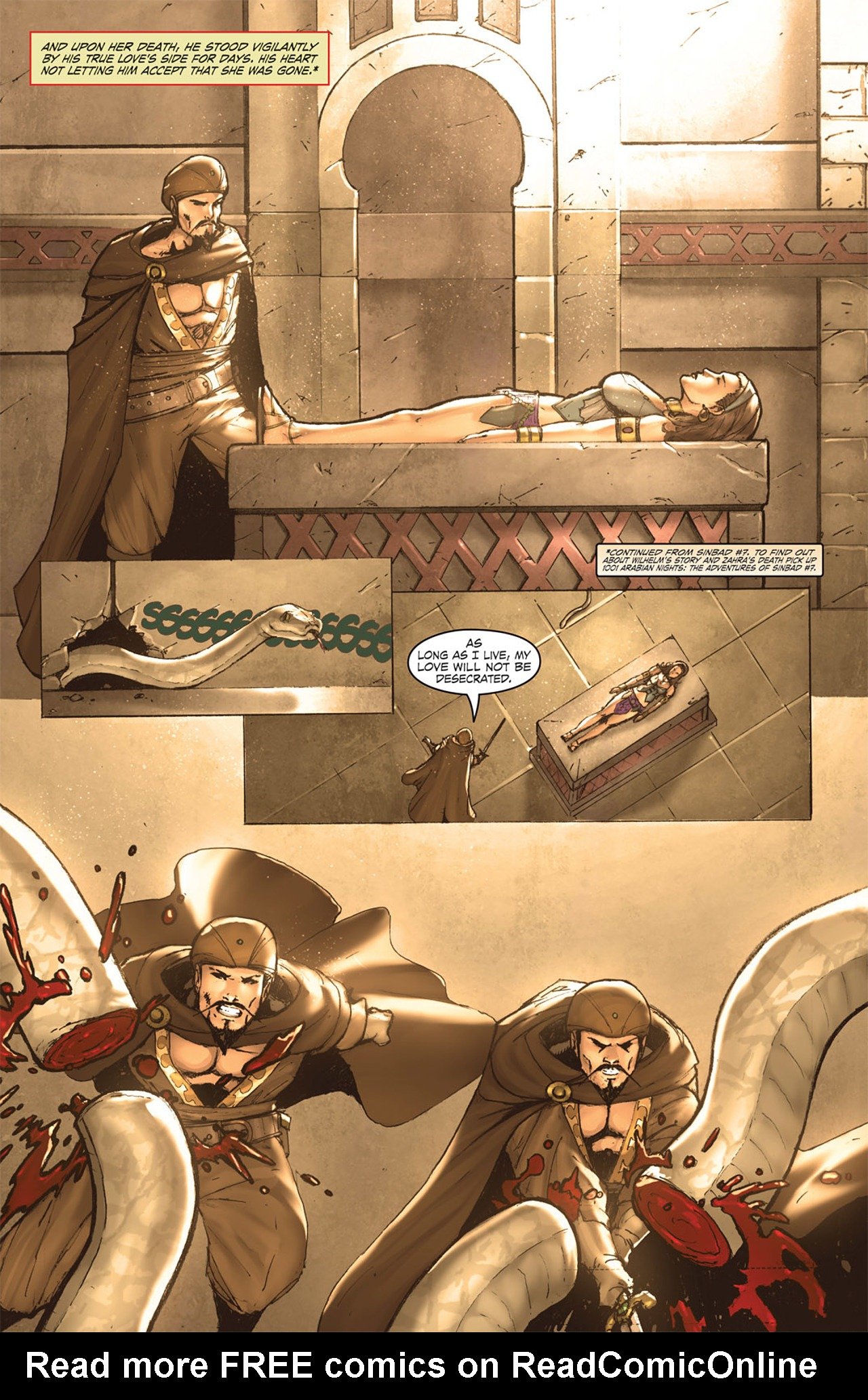 Grimm Fairy Tales (2005) Issue #33 #36 - English 8