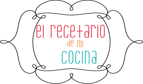 el recetario de mi cocina