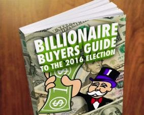 Bill Maher's Billionaire Buers Guide