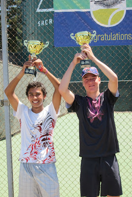 Barretto has banner day in NorCal Boys Sectionals