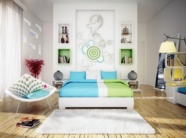 Choisir une couleur de peinture pour une chambre id es d co moderne - Comment choisir couleur peinture ...