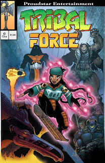 Tribal Force #0