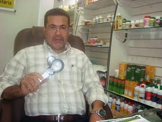 Dr. Linaldo Farias  Naturalista da Dicas para Viver Bem!