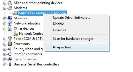 скачать samsung mobile usb modem