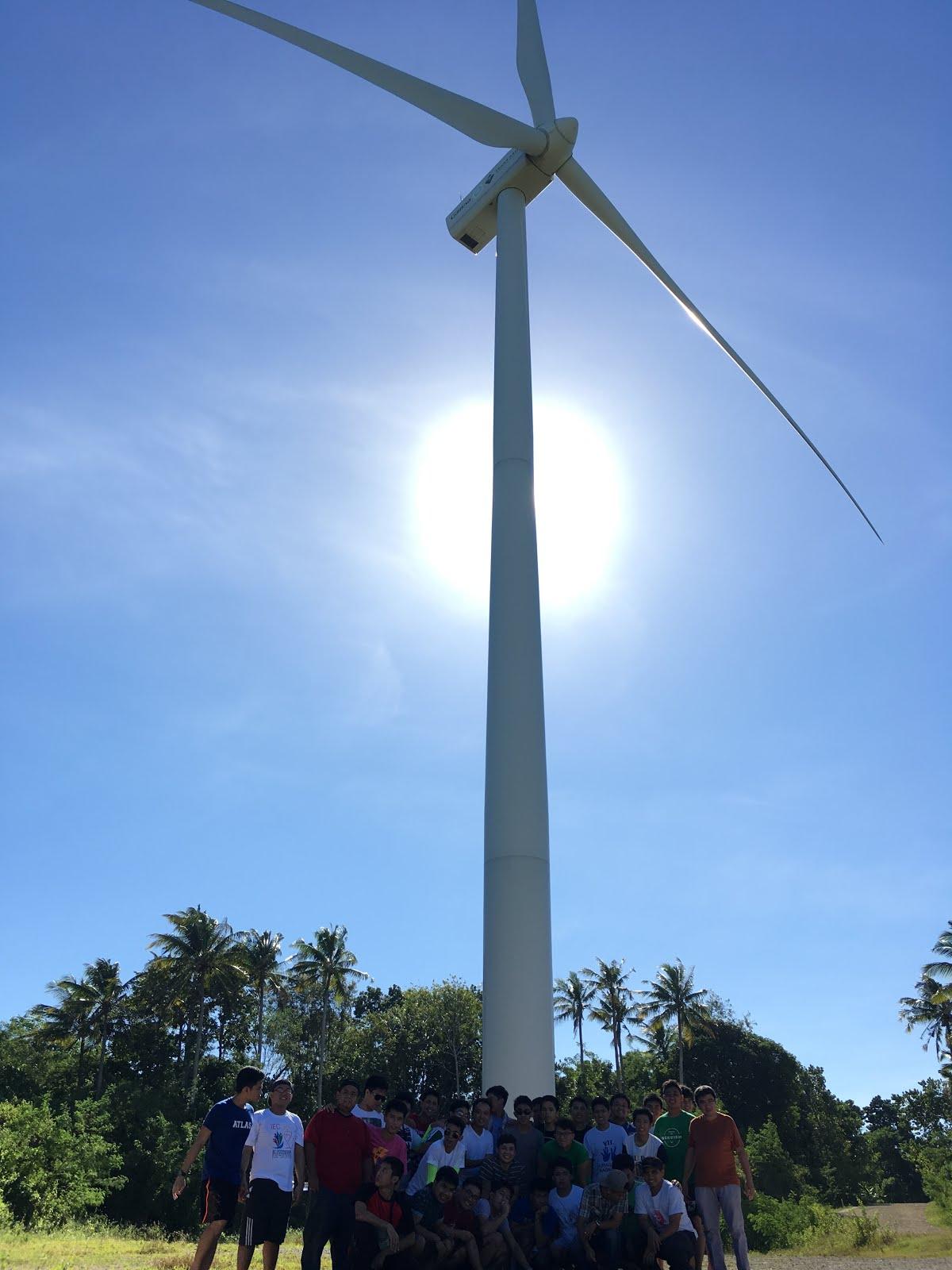 Windmills in Guimaras
