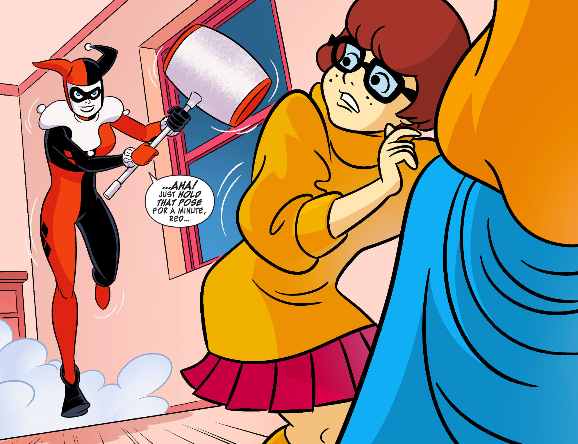 Read online Scooby-Doo! Team-Up comic -  Issue #24 - 16