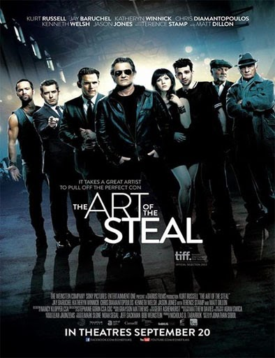 Ver The Art of the Steal (2013) Online