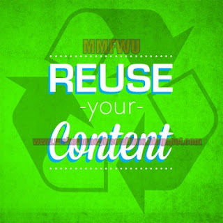 Top 7 Tips to Reuse Great Content and Get More Value