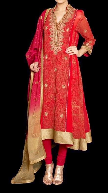Ritu Kumar latest pret dresses collection