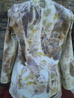 casaco de algodão estampadaoartesanalmente