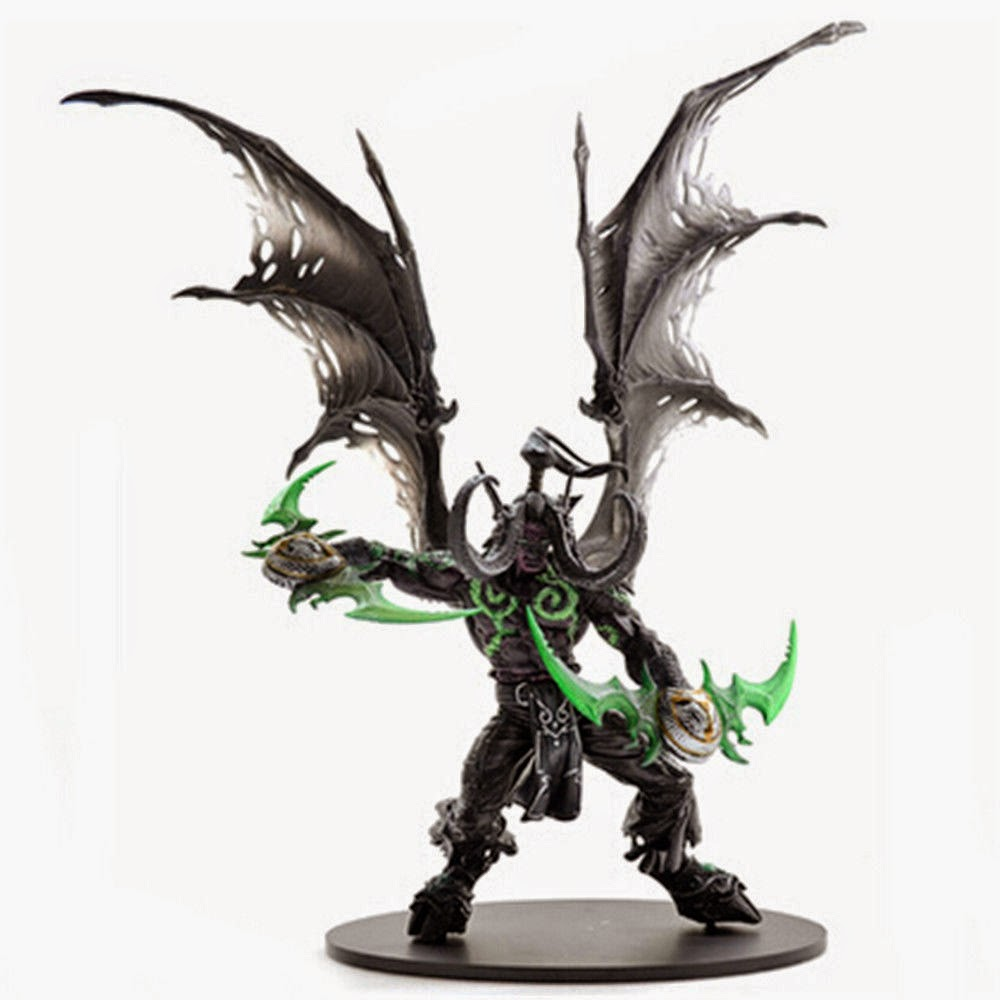 Illidan Figurka World of Warcraft