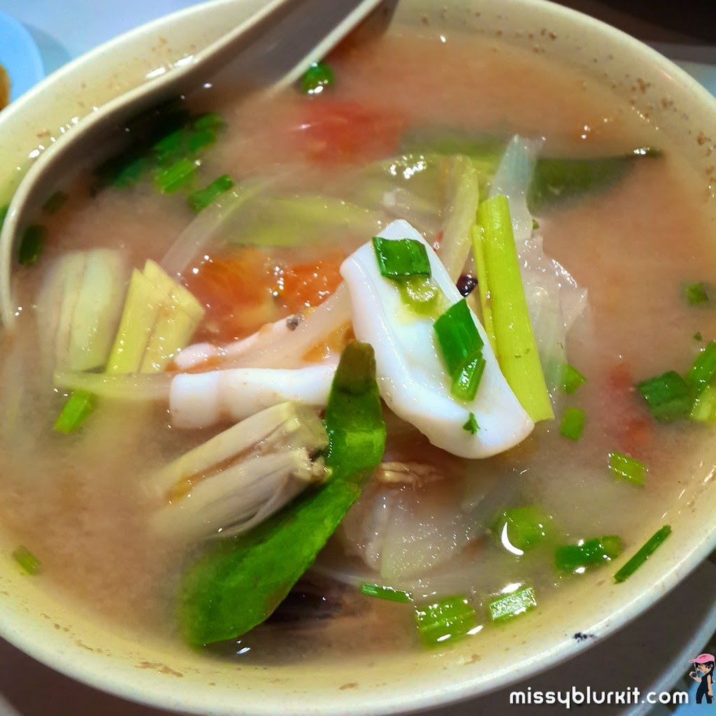 Dato' Keramat, Foodie Trail, halal, thai food, tomyam, Ali Tomyam