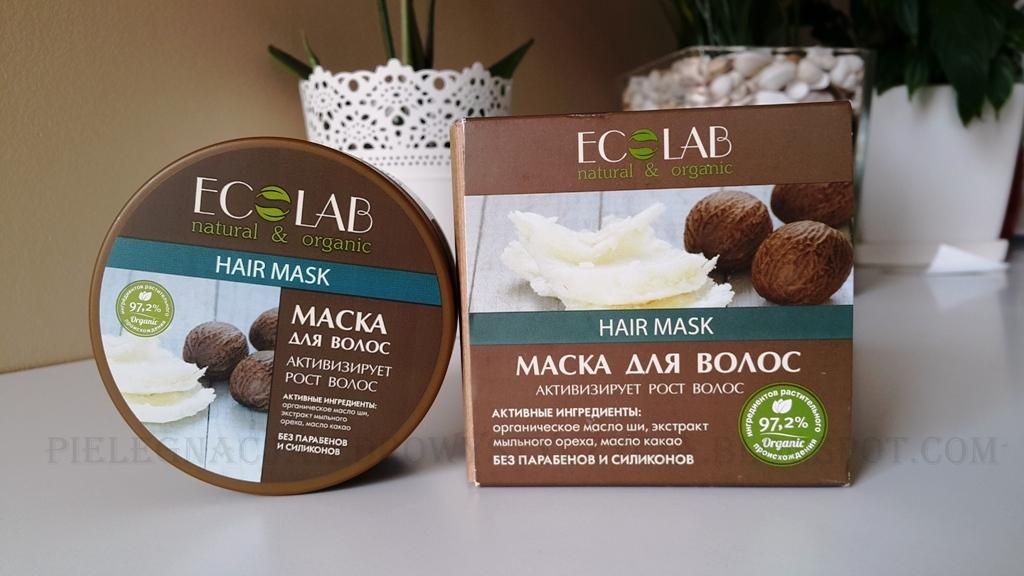 Maska do włosów Ecolab - Aktywator Wzrostu