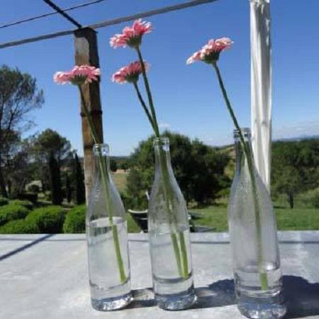 Ideas para reciclar botellas de vidrio for Ideas para reciclar botellas de vidrio