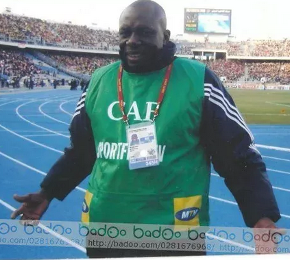Felix Okugbe dies from cancer
