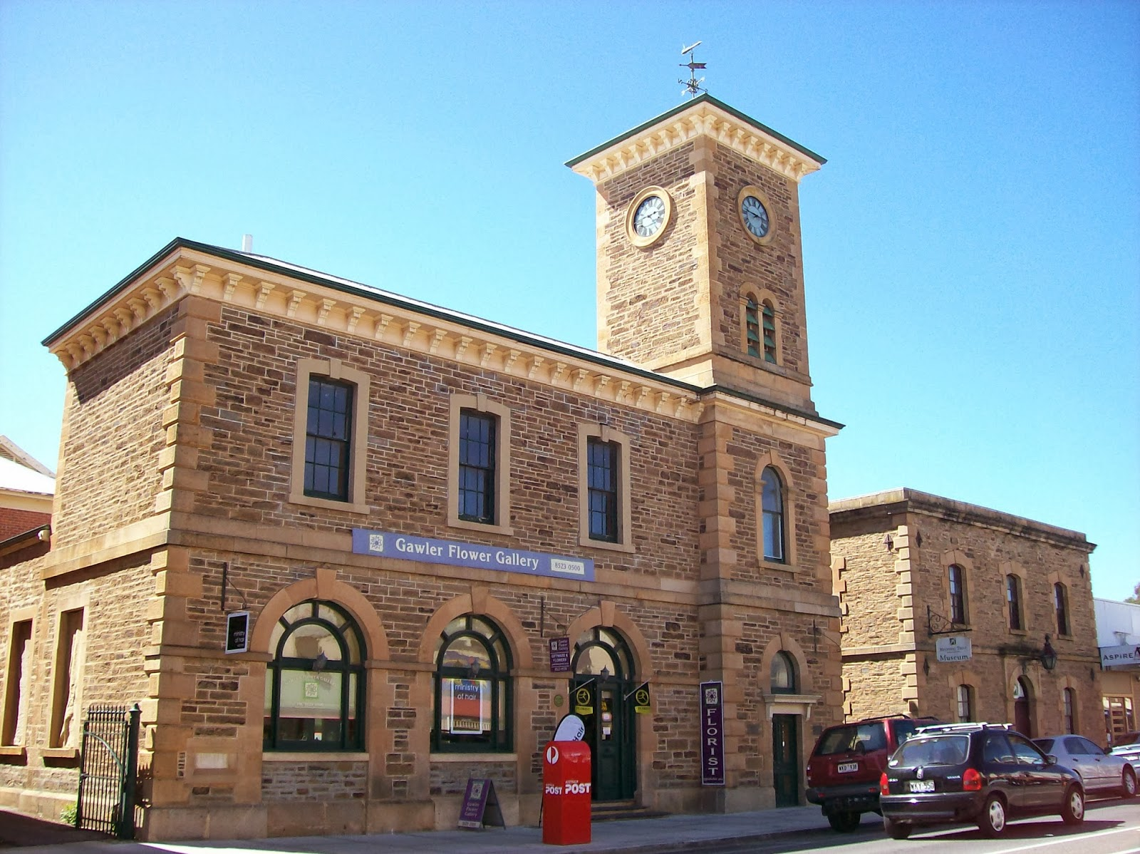 Gawler Australia  city pictures gallery : Gawler Clock Tower inSouth Australia