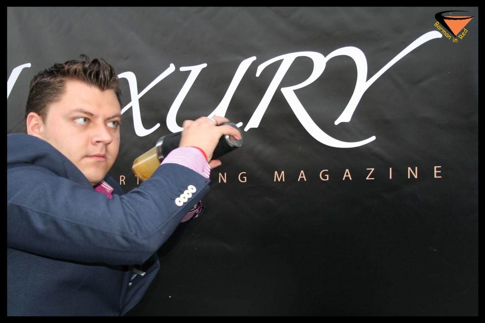 Luxury Spirits Baterding Magazine