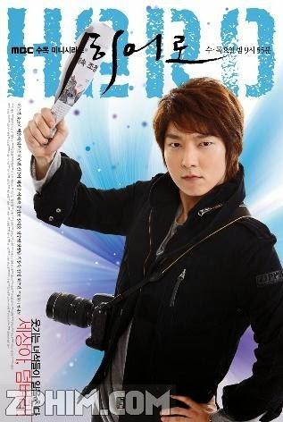 Anh Hùng Thời Đại - Hero (2009) Poster